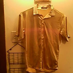 Jogal gold mens shirt